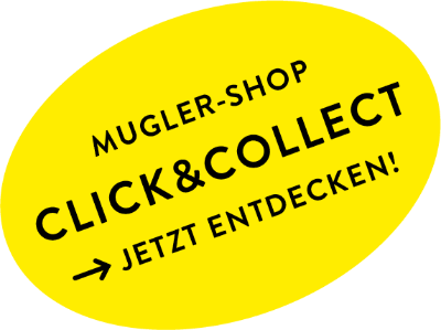 Mugler Shop - Click & Collect